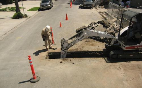 Los Angeles Bonded Sewer Contractor